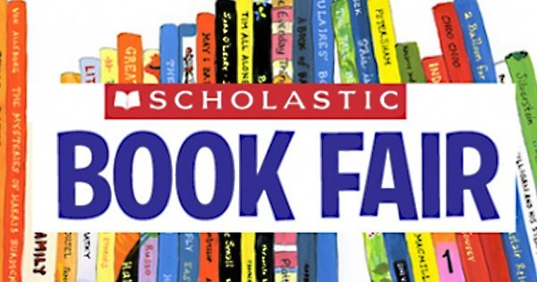 Image result for scholastic book fair fall 2019 theme